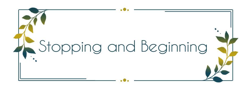 Stopping and Beginning in Quran Recitation